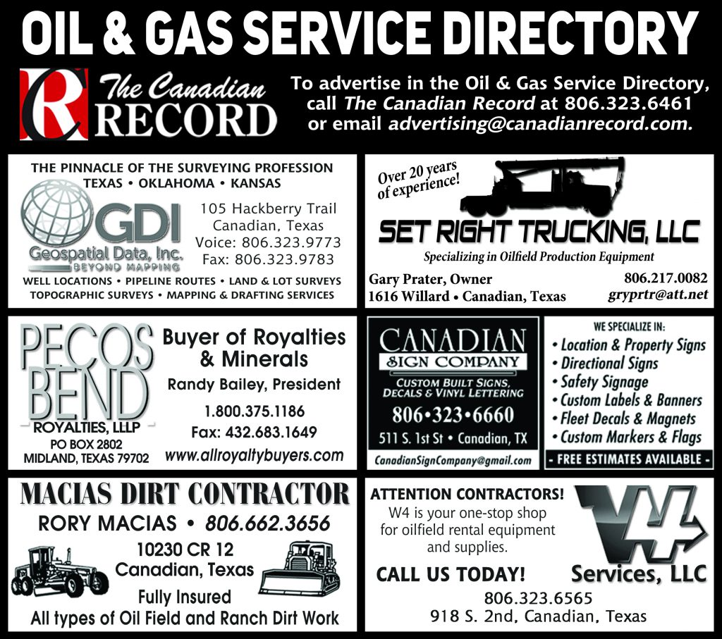 Oil directory