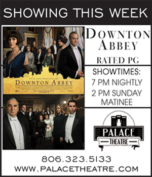 Palace Theatre: Downton Abbey