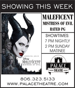 Palace Theatre: Maleficent