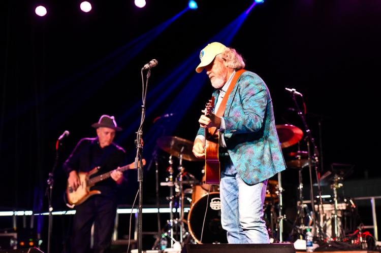 Robert Earl Keen & Band wowed the CRMF crowd in 2019
