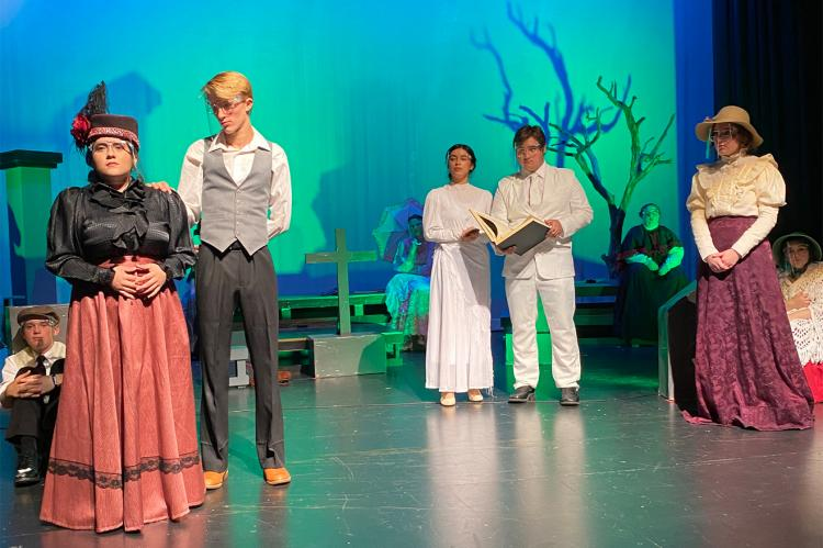 Spoon River: Set Free