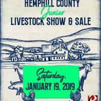 Junior Livestock Show & Sale