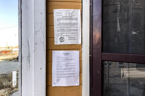 City notifies Canadian Apartment owners of code violations