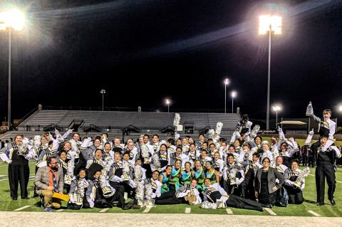 Wildcat Band marches on to State contest