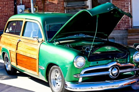 Classics, hot rods, muscle cars and more will be on gleaming display at next Saturday's Fall Foliage Car Show, and later that evening, as the sun begins to set, at the Main Street Cruise night.