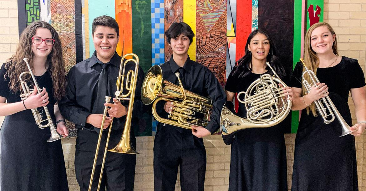 CHS Band sends 23 to State Solo & Ensemble Contest