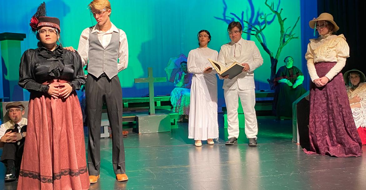 CHS Theatre to perform Spoon River: Set Free at Texas Crown Oct. 25