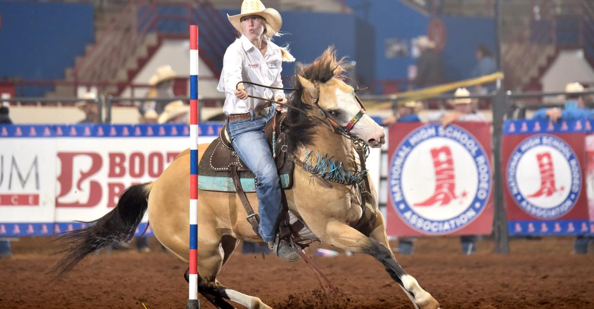 Local riders finish strong in July's National High School Rodeo Finals