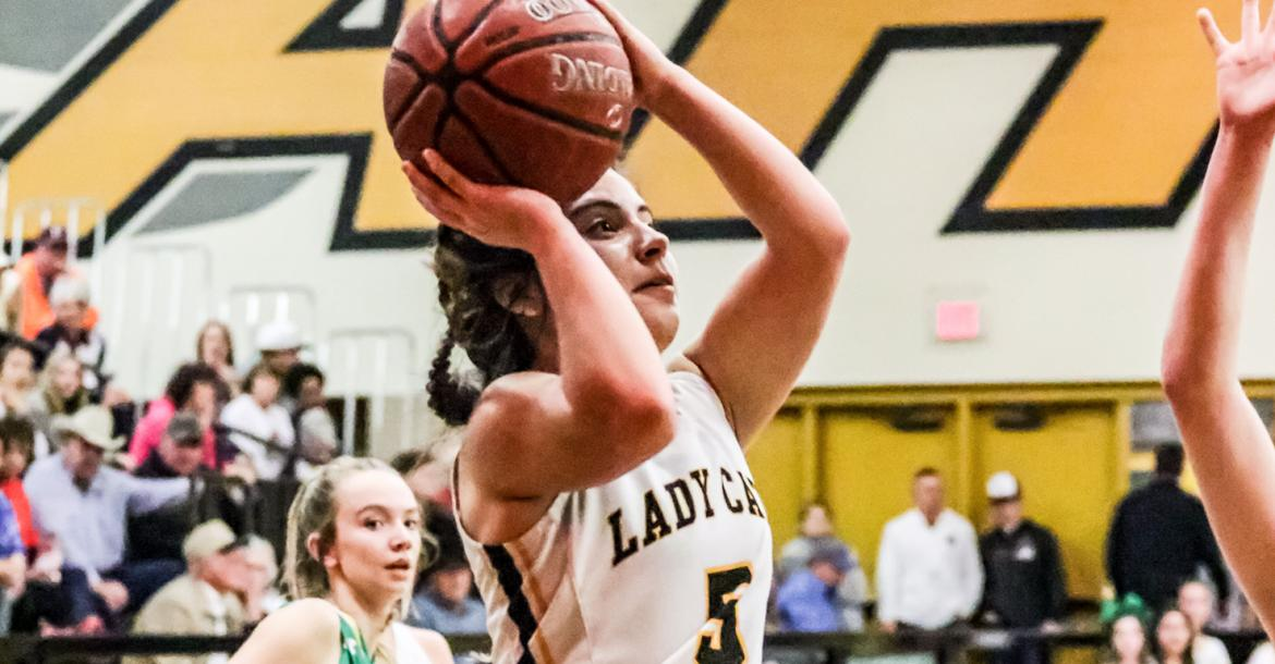 Lady Cats eliminated by Idalou in Bi-District