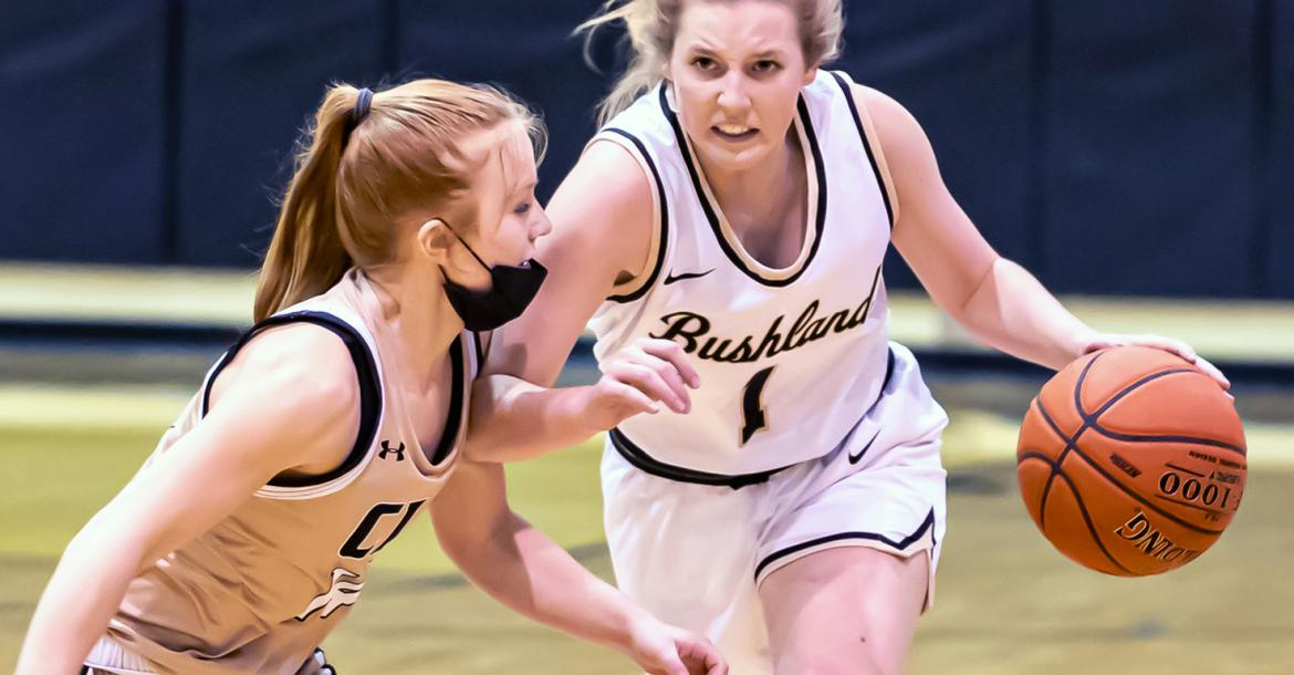 Lady Cats win district scorcher over Bushland